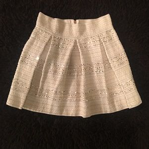 Ginger G skirt with sequins